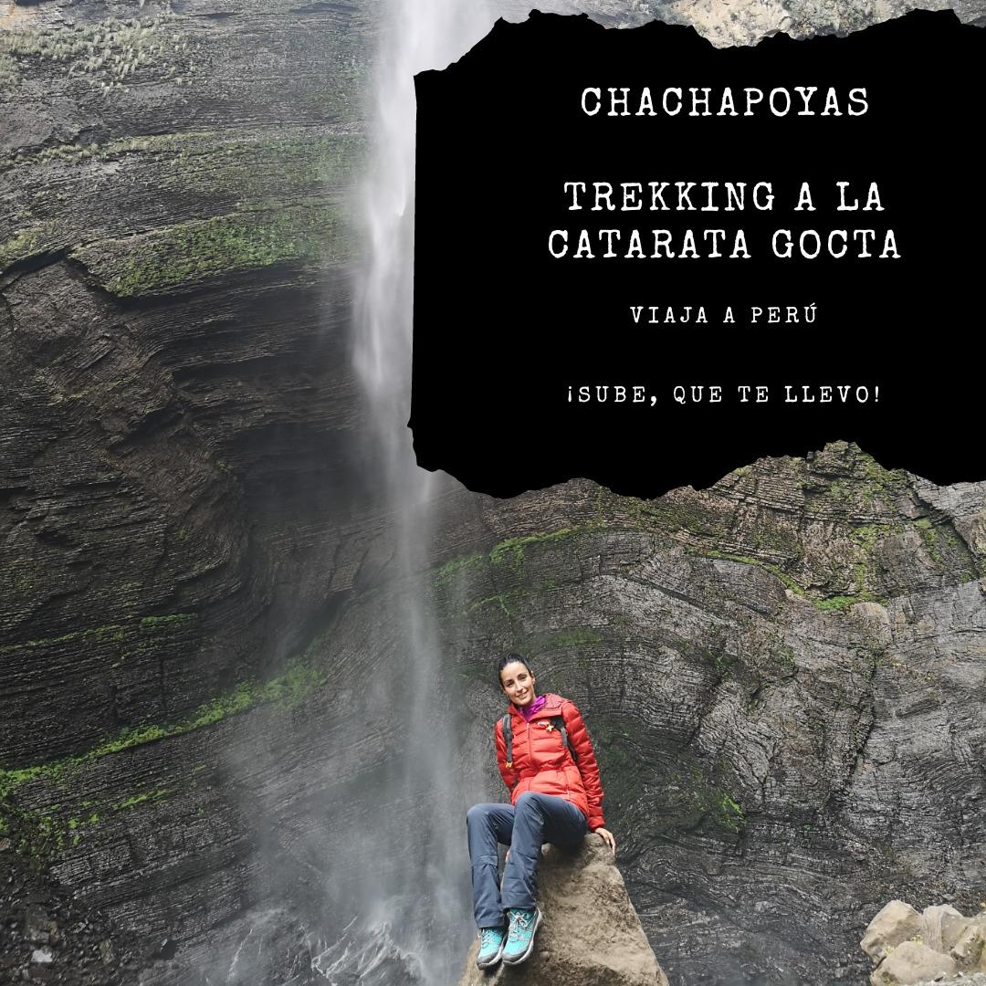 Trekking catarata Gocta.